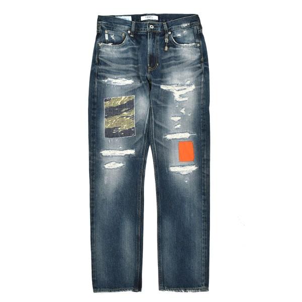 FDMTL Slim Fit Straight Denim CS60 Jeans