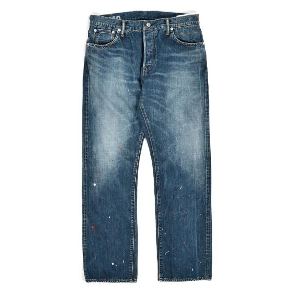 Visvim Social Sculpture Dry Denim-10 Jeans
