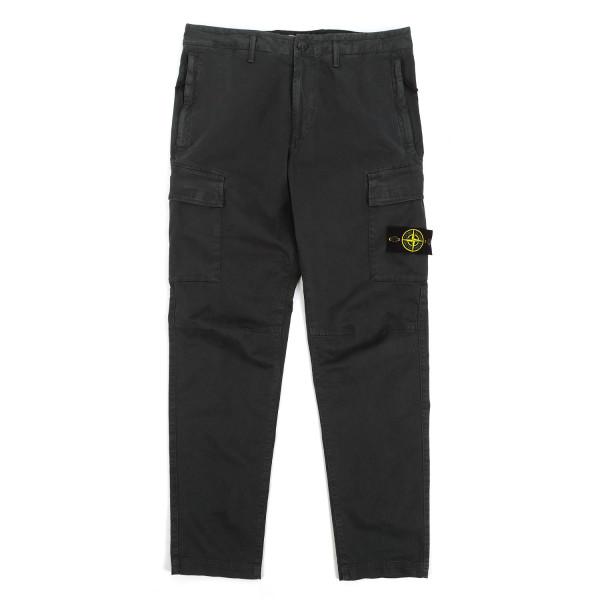 Stone Island Regular Tapered Cargo Trousers
