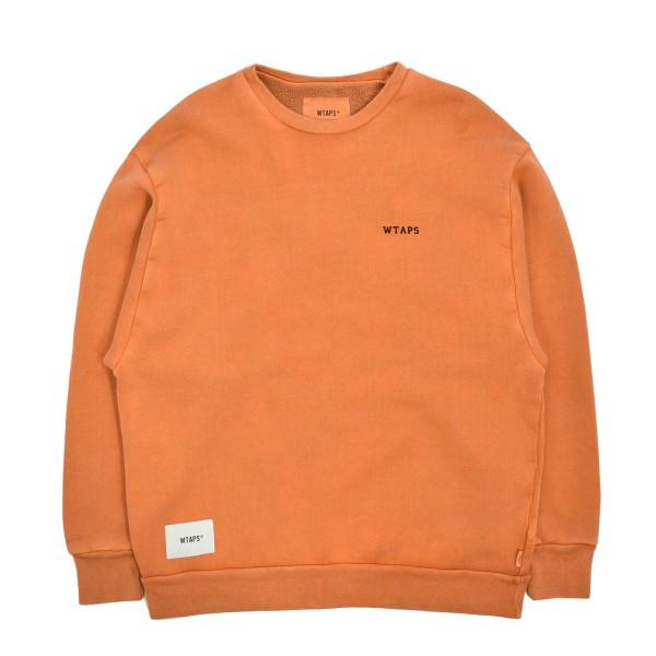 Wtaps College Design Crewneck 02 Sweatshirt