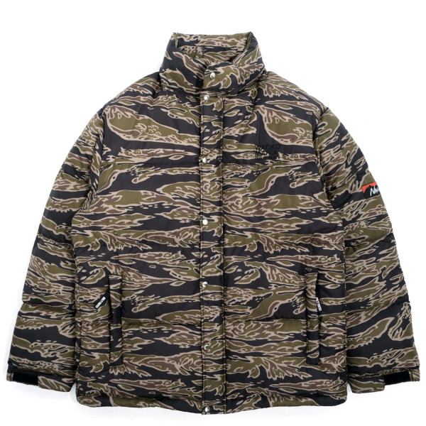 Wacko Maria Tigercamo Down Jacket