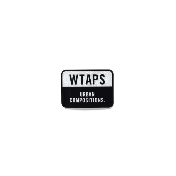 Wtaps WUC Reflective Sticker