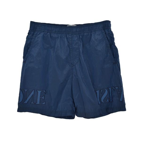 Stone Island Nylon Logo Swim Shorts