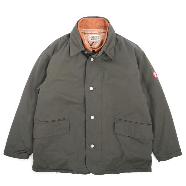 Cav Empt Double Collar Coat