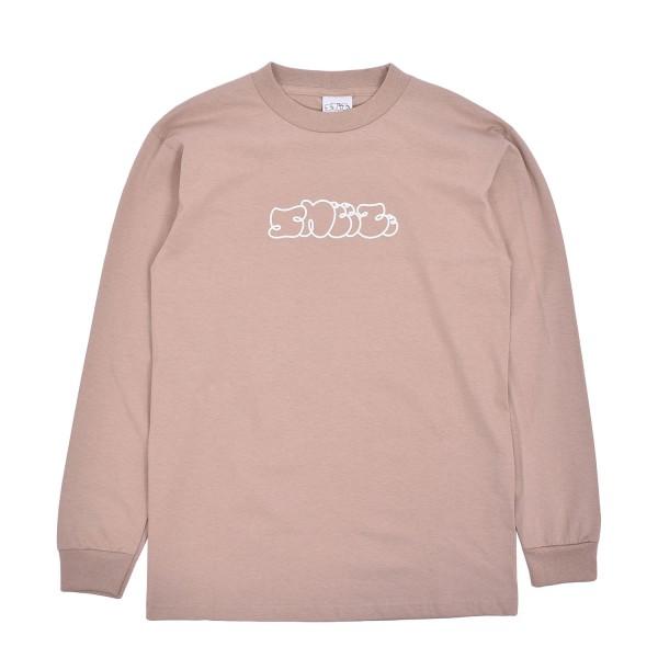 Sneeze Logo Longsleeve T-Shirt
