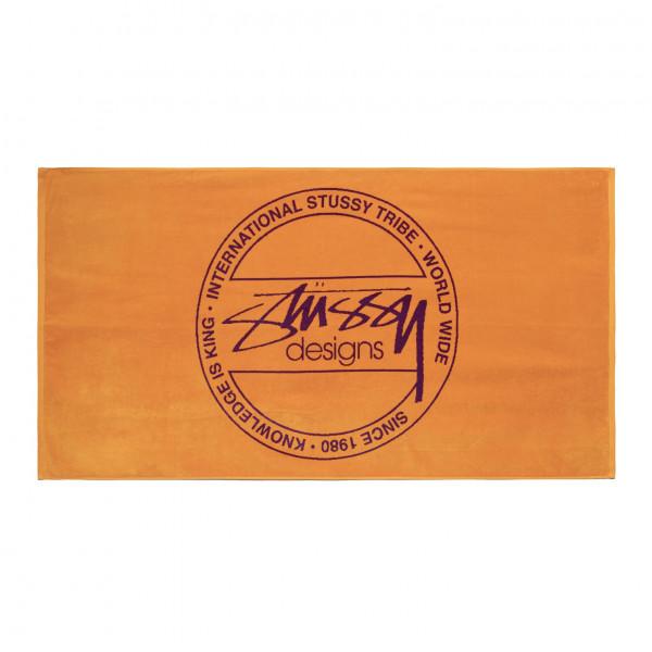 32891 Stussy Dot Jacquard Towel