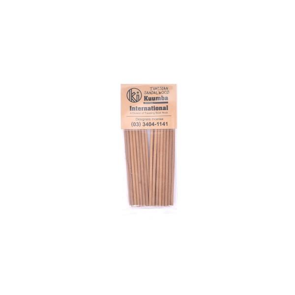 Kuumba Incense Sticks Mini Tunisian Sandalwood