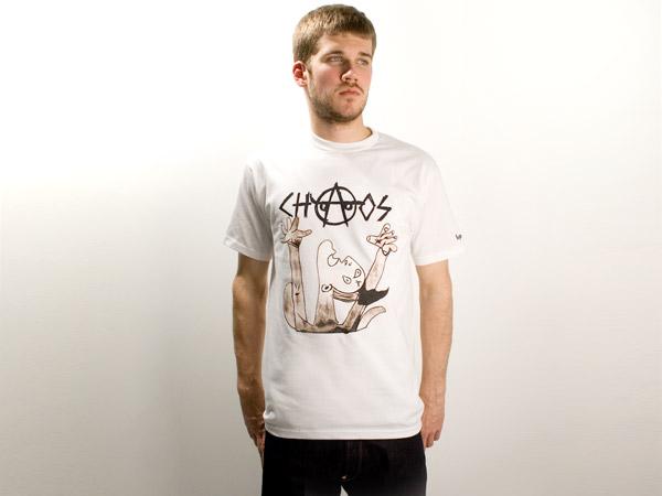 79b1954e58b8 Supreme Chaos T-Shirt | FIRMAMENT - Berlin Renaissance