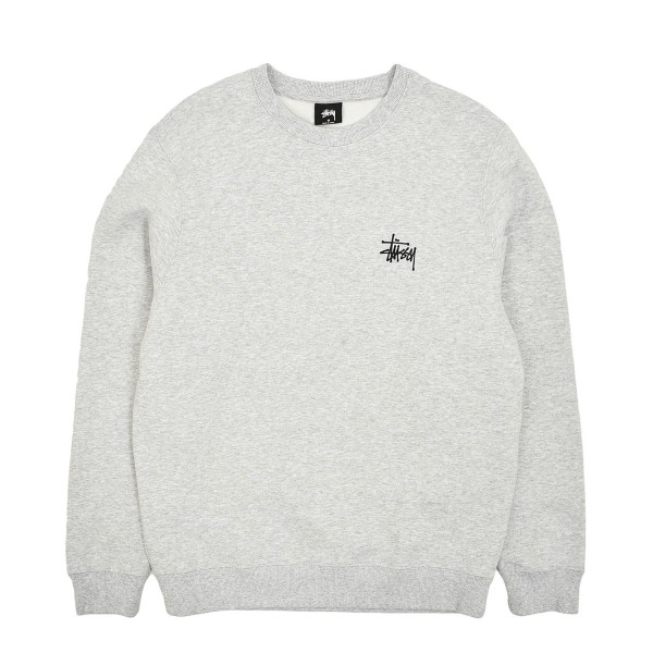 Stussy Basic Crewneck Sweatshirt