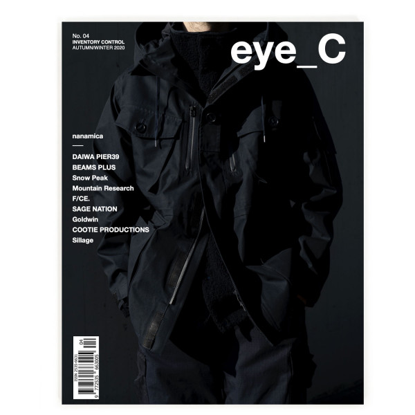 eye_C magazine No. 04 AUTUMN/WINTER 2020