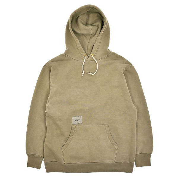 Wtaps Blank 01 Hooded Sweatshirt