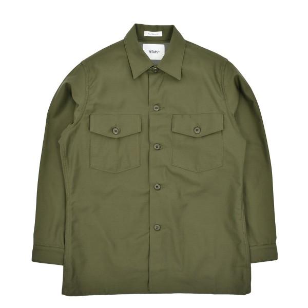 Wtaps MILL Buds LS Shirt