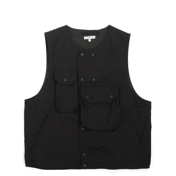 Engineered Garments High Count Twill Cover Vest