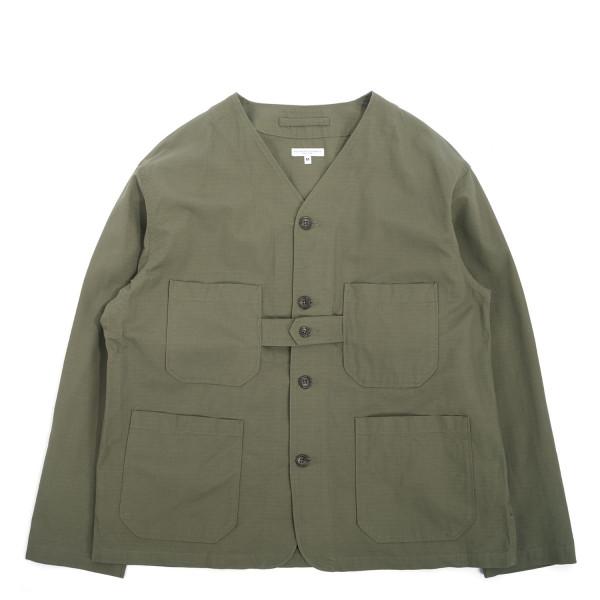 Engineered Garments Ripstock Cardigan Jacket