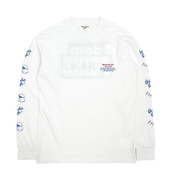 Reception Dom Peixe Longsleeve T-Shirt