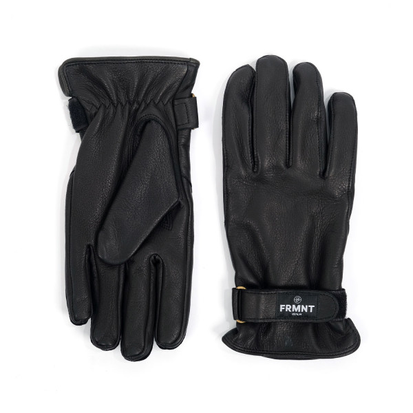 Firmament Leather Gloves