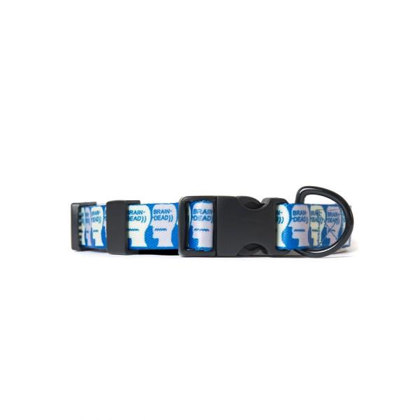 Brain Dead Logo Dog Collar