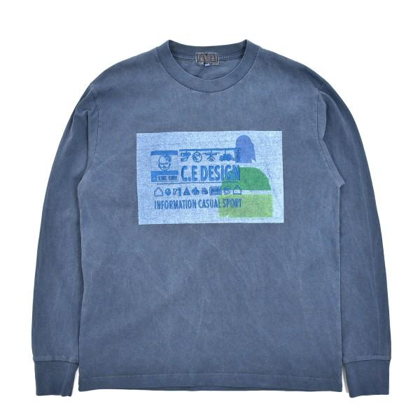 Cav Empt Information Longsleeve T-Shirt