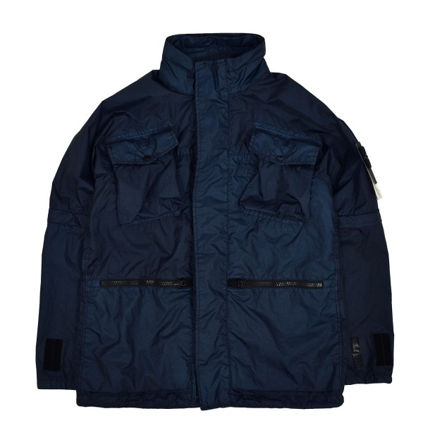 Stone Island Membrana 3L TC Hooded Jacket