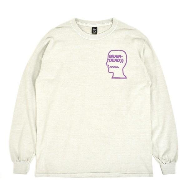 Brain Dead Vibration Longsleeve T-Shirt