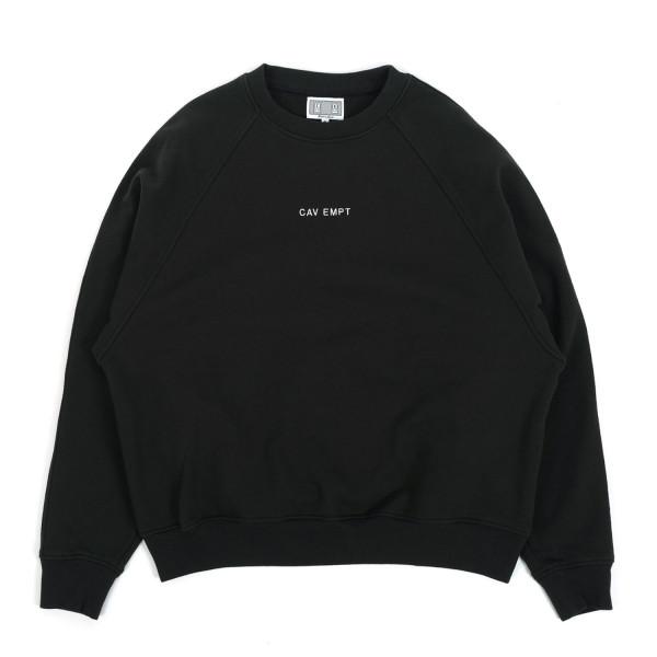 Cav Empt Big Crew Neck Sweatshirt