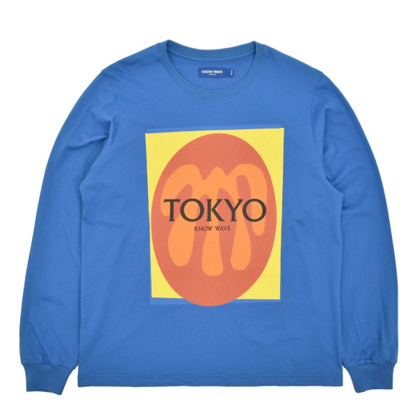 Know Wave Cut Outs Tokyo Longsleeve T-Shirt