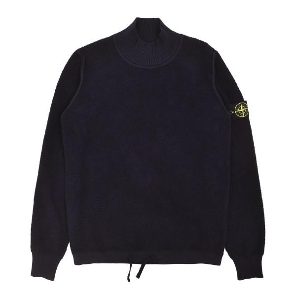 Stone Island Roll Neck Sweatshirt