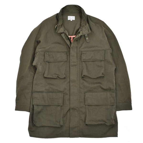 Cav Empt Mid 4 Pocket Zip Coat