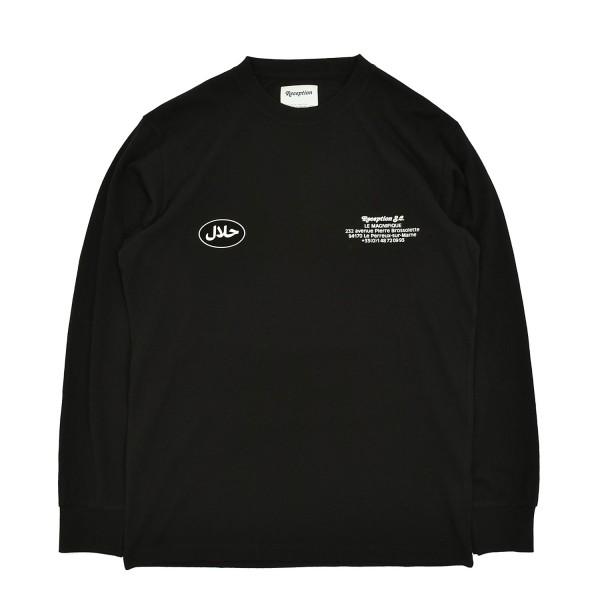 Reception Le Magnifique Longsleeve T-Shirt