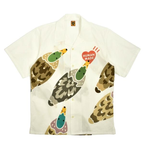Human Made Duck Aloha Shirt