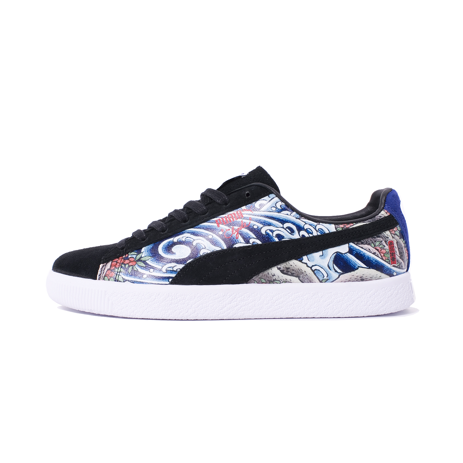 on sale bc0d1 23ab5 Puma Clyde Atmos Three Tides Tattoo | FIRMAMENT - Berlin ...