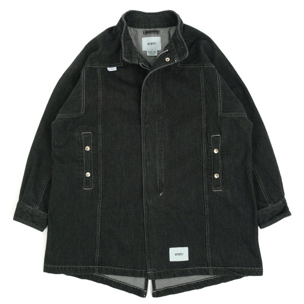Wtaps Thompson Denim Coat