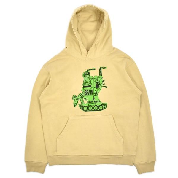 Brain Dead Media Works Hooded Sweatshirt