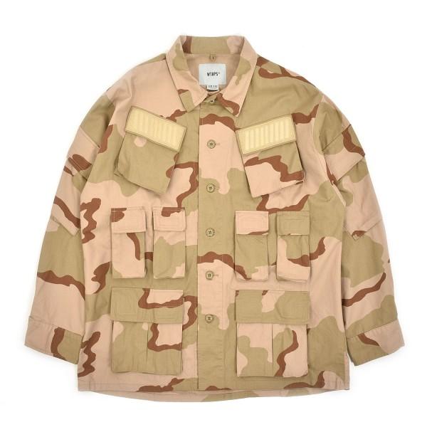 Wtaps Modular Longsleeve 02 Shirt