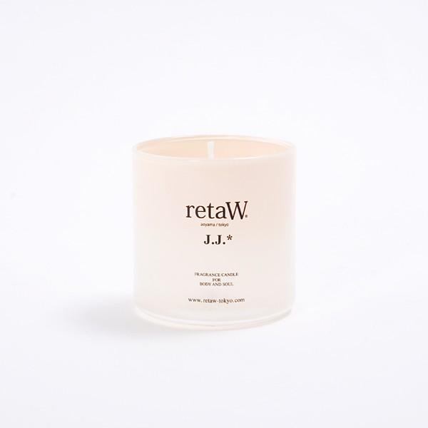 retaW JJ Fragrance Gel Candle