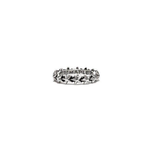 Maple Star Ring