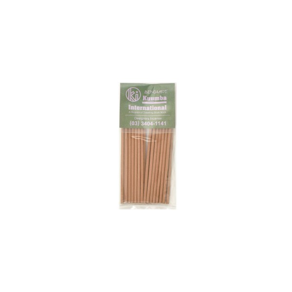 Kuumba Incense Sticks Mini Bergamot