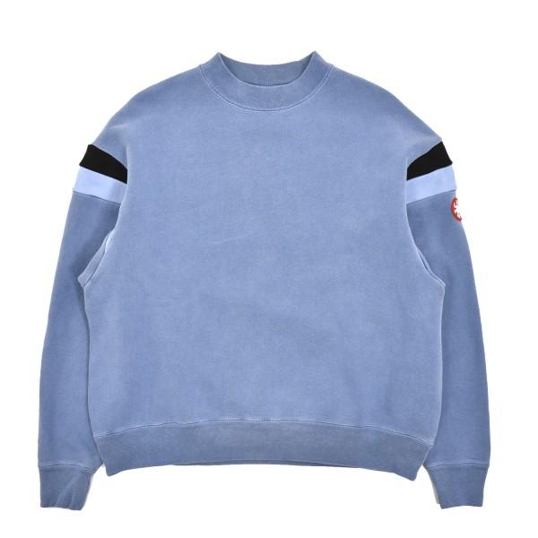 Cav Empt Overdye B.W. Rib Crewneck Sweatshirt