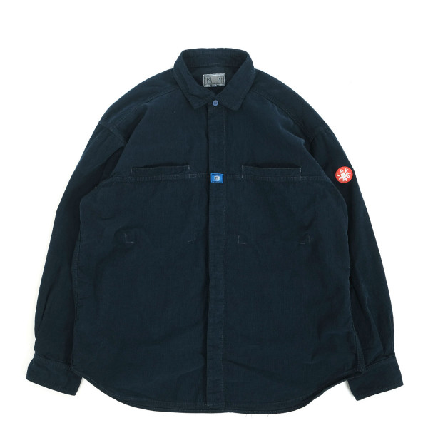 Cav Empt Cord Design Big Shirt