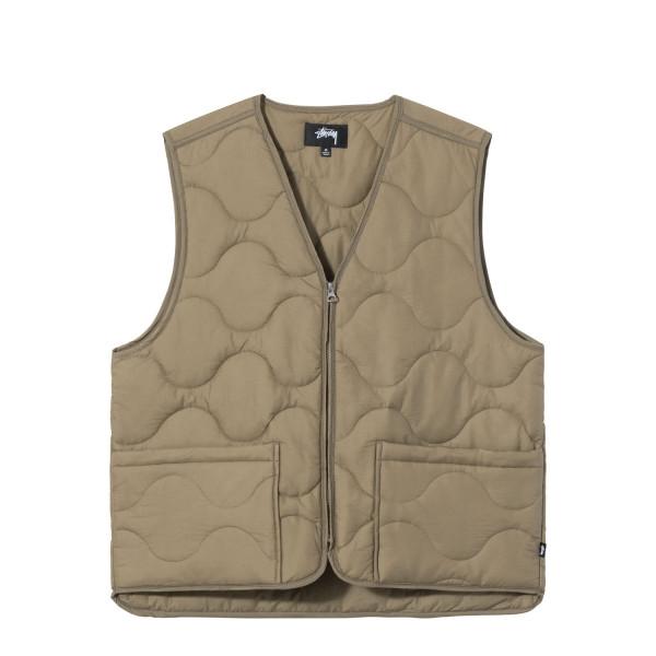 Stussy Quilted Liner Vest