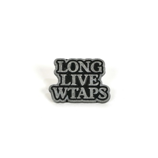 Wtaps Badge LLW Steel Pin