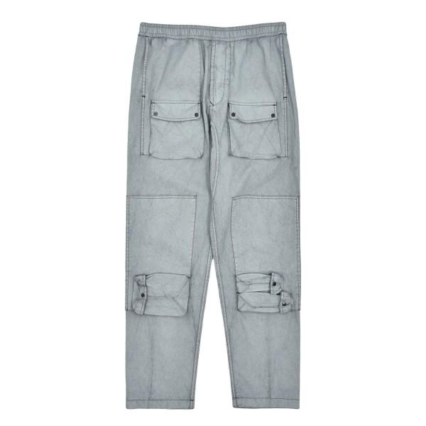 Stone Island Tela Placcata Cargo Pants