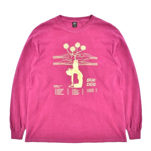 Brain Dead Mind Keep Longsleeve T-Shirt