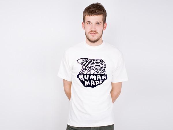 Human Made 311 Polar Bear T-Shirt