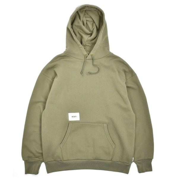 Wtaps Academy Hooded Sweatshirt