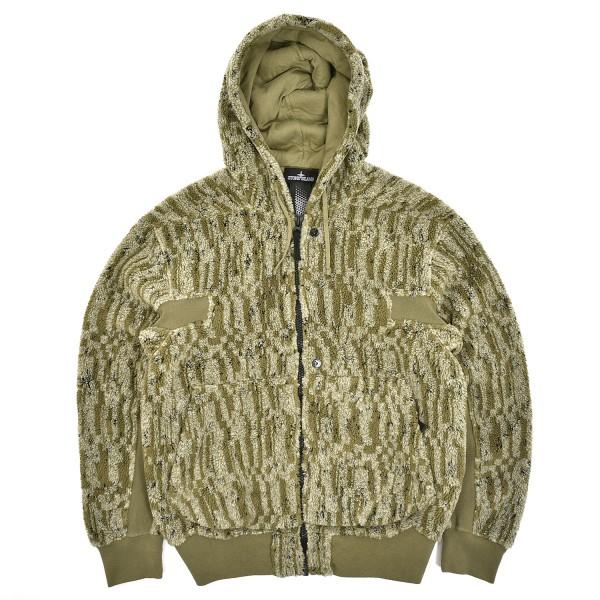 Stone Island Shadow Project Contour Hooded Sweatshirt