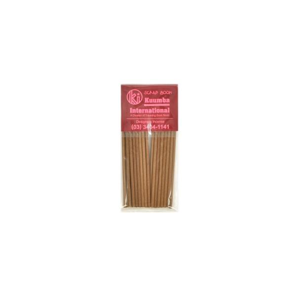 Kuumba Incense Sticks Mini Scrap Book