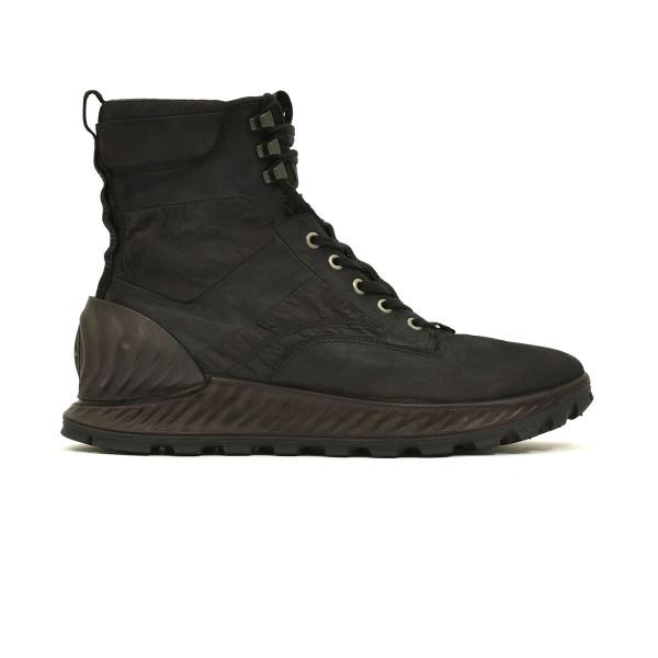 Stone Island Leather Exostrike Boot