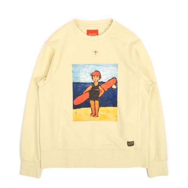 Vans Vault Nigel Cabourn Surfer Fleece Sweatshirt