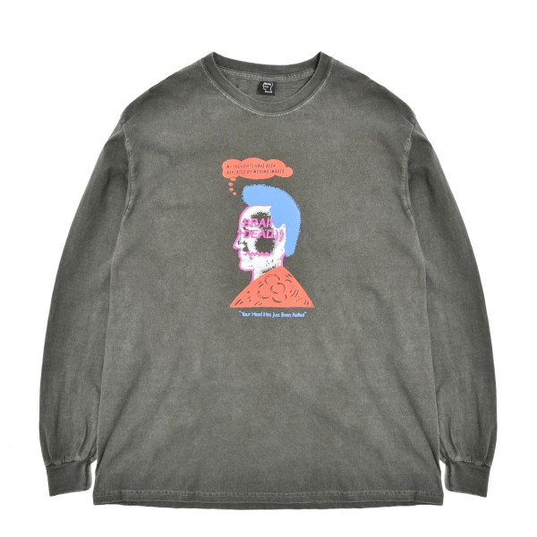 Brain Dead Head Party Longsleeve T-Shirt